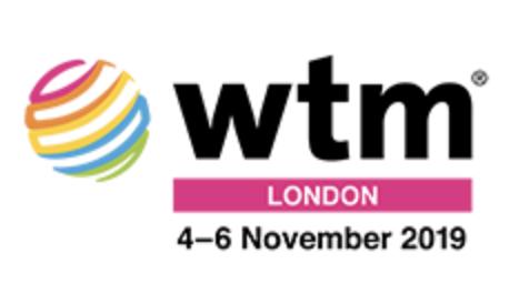 Logo WTM LONDON