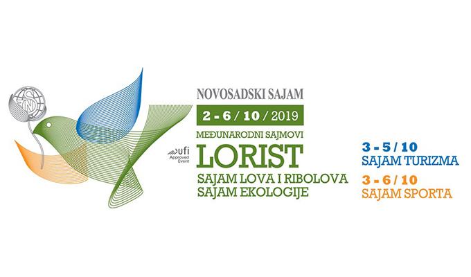 Logo International Fair of Tourism Novi Sad